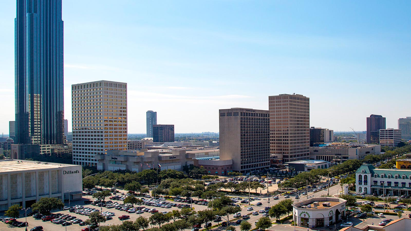 Hotels Near Galleria Area Houston Tx